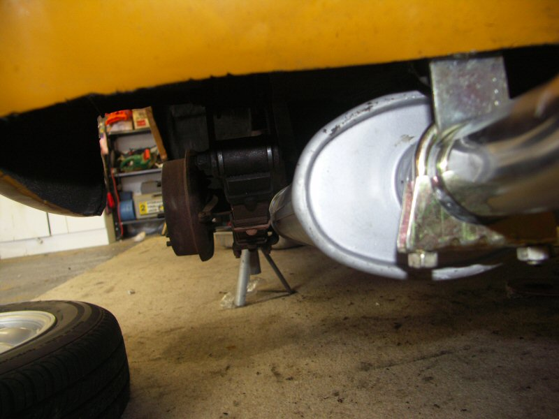 mg midget exhaust header
